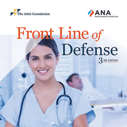 "The cover of ""Front Line of Defense, 3rd Edition"""